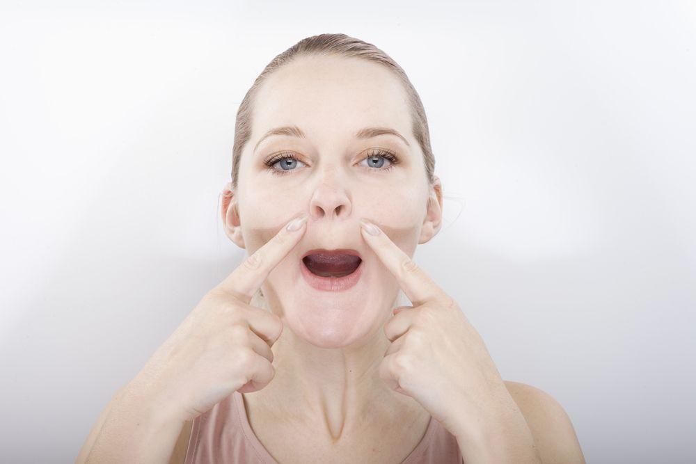 Facial exercises for women, micro bikini girl models